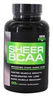 Sheer BCAA Branched Chain Amino Acids