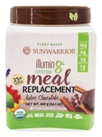 Illumin8 Superfood Plant-Based Meal Replacement Powder Aztec Chocolate - 14.1 oz.