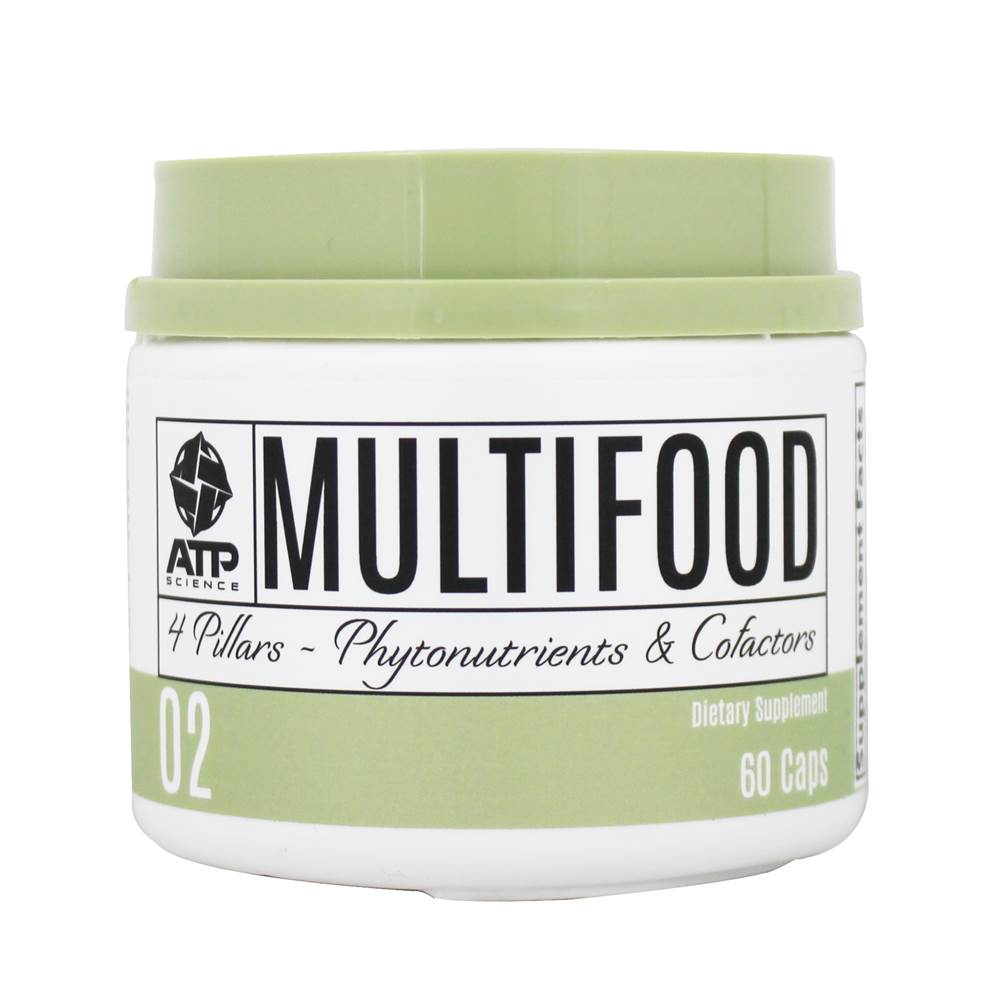 Multi Food Phytonutrients & Botanical Cofactors