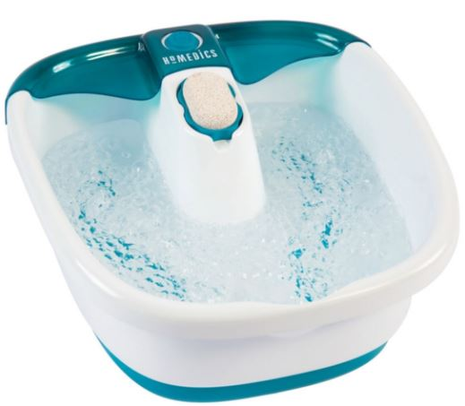Bubble Mate Foot Spa with Heat FB-55