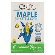 DROPPED: Microwave Popcorn Vermont Maple Kettle Corn - 2 Bags