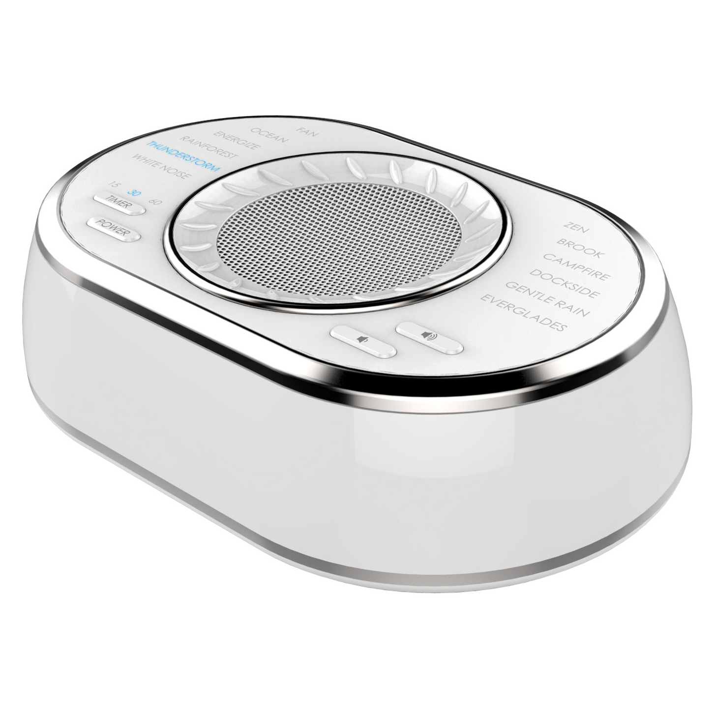 Ultra-Portable Rechargeable Sound Machine SS-6050