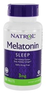 Natrol - Melatonin Time Release 3 mg. -