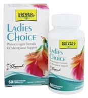 Ladies Choice Phytoestrogen Formula for Menopause Support