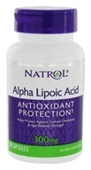 Natrol - Alpha Lipoic Acid 300 mg. -