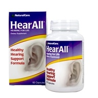 NaturalCare - HearAll - 60 Capsules