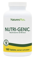 Nature's Plus - Nutri-Genic - 180 Tablets