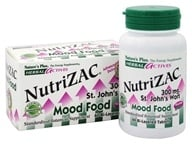 Nature's Plus - Herbal Actives NutriZAC St. John's