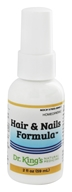 King Bio - Homeopathic Natural Medicine Hair &