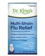 King Bio - Multi-Strain Flu Relief Homeopathic Spray