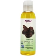 NOW Foods - Jojoba Oil Certified Organic -