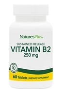 Vitamin B2 Sustained Release