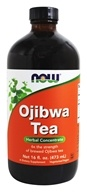NOW Foods - Ojibwa Tea Concentrate - 16