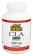 Natural Factors - CLA-Tonalin Conjugated Linoleic Acid Blend