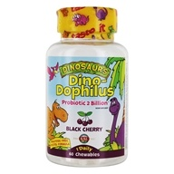 Kal - Dinosaurs DinoDophilus Probiotic 2 Billion For