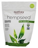 Organic Hempseed Raw Shelled
