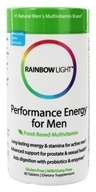 Rainbow Light - Performance Energy Multivitamin for Men