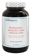 Metagenics - Multigenics Intensive Care without Iron -