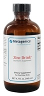 Metagenics - Zinc Drink - 4.7 oz.