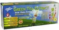 Green Tea Extract With Panax Ginseng Diet Support Formula