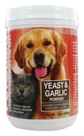 Yeast & Garlic Powder For Cats & Dogs