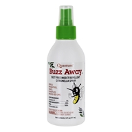 Buzz Away Deet Free Insect Repellent Citronella Spray
