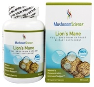 Mushroom Science - Lion's Mane 300 mg. -