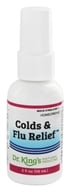 Homeopathic Natural Medicine Colds & Flu