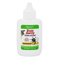 Buzz Away Sting Soothe Bug Bite Relief Extra Strength Formula