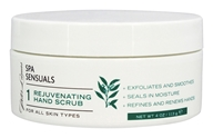 Spa Sensuals Rejuvenating Hand Scrub