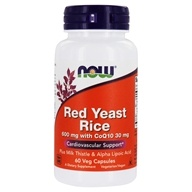 Red Rice Yeast & CoEnzyme Q-10 Formula