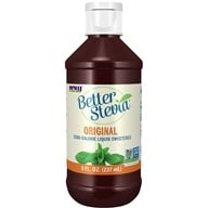 NOW Foods - Better Stevia Liquid Extract -