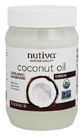 Nutiva - Coconut Oil Organic Virgin - 15