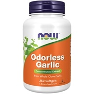 NOW Foods - Odorless Garlic 50 mg. -
