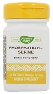 Nature's Way - Phosphatidylserine 500 mg. - 60