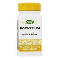 Nature's Way - Potassium Chelate - 100 Capsules