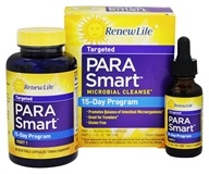 Renew Life - ParaGONE Advanced Micro-Organism Detoxification