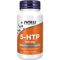 NOW Foods - 5-HTP 100 mg. - 60