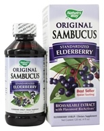 Nature's Way - Sambucus Original Bio-Certified Black Elderberry