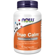 NOW Foods - True Calm Amino Relaxer -