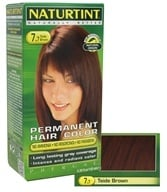 Naturtint - Permanent Hair Colorant 7.7 Teide Brown