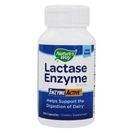 Nature's Way - Lactase Enzyme 690 mg. -