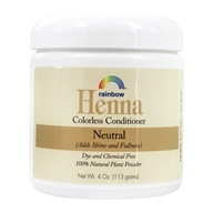 Henna Persian Neutral Colorless Conditioner