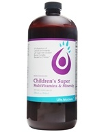 Life Solutions - Liquid Children's Super MultiVitamins and