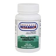 Advanced Research - Magnesium Orotate 500 mg. -