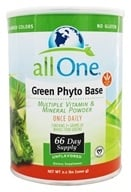 All One - Green Phyto Base - 2.2