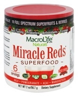 MacroLife Naturals - Miracle Reds Antioxidant Super Food