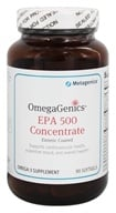 Metagenics - OmegaGenics EPA 500 Concentrate - 90