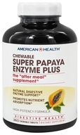 Super Papaya Enzyme Plus Chewable High Potency