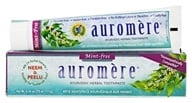 Auromere - Ayurvedic Herbal Toothpaste Mint-Free - 4.16